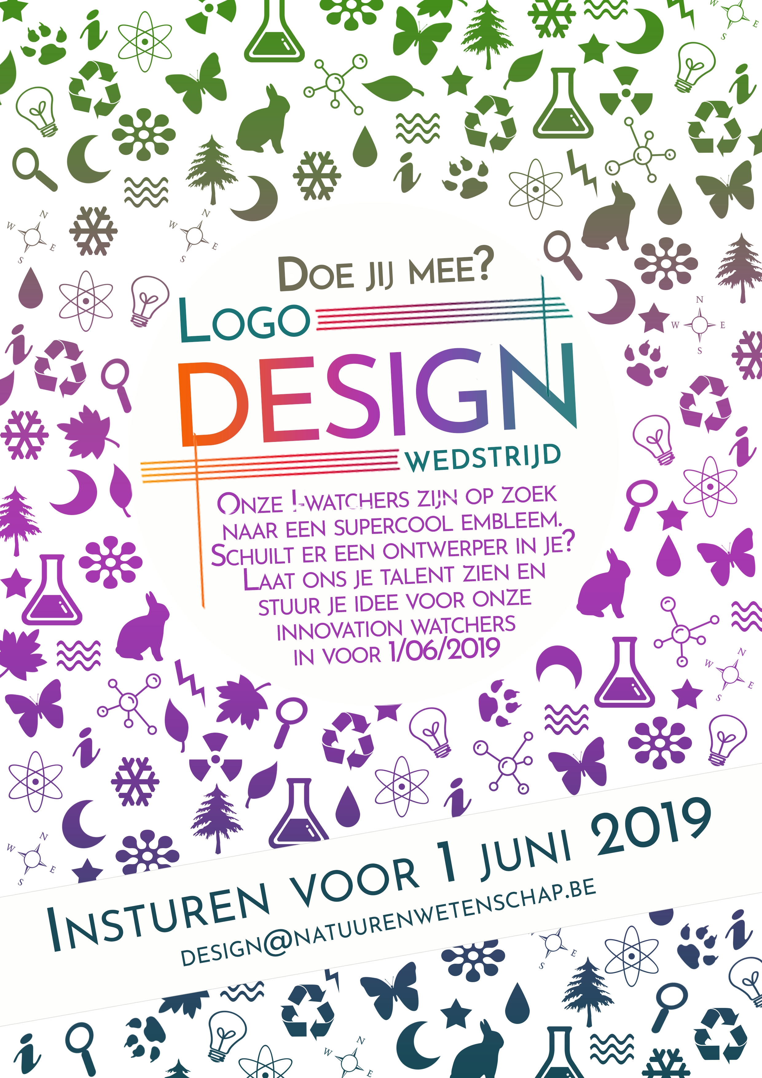 Logo design contest I Watchers original