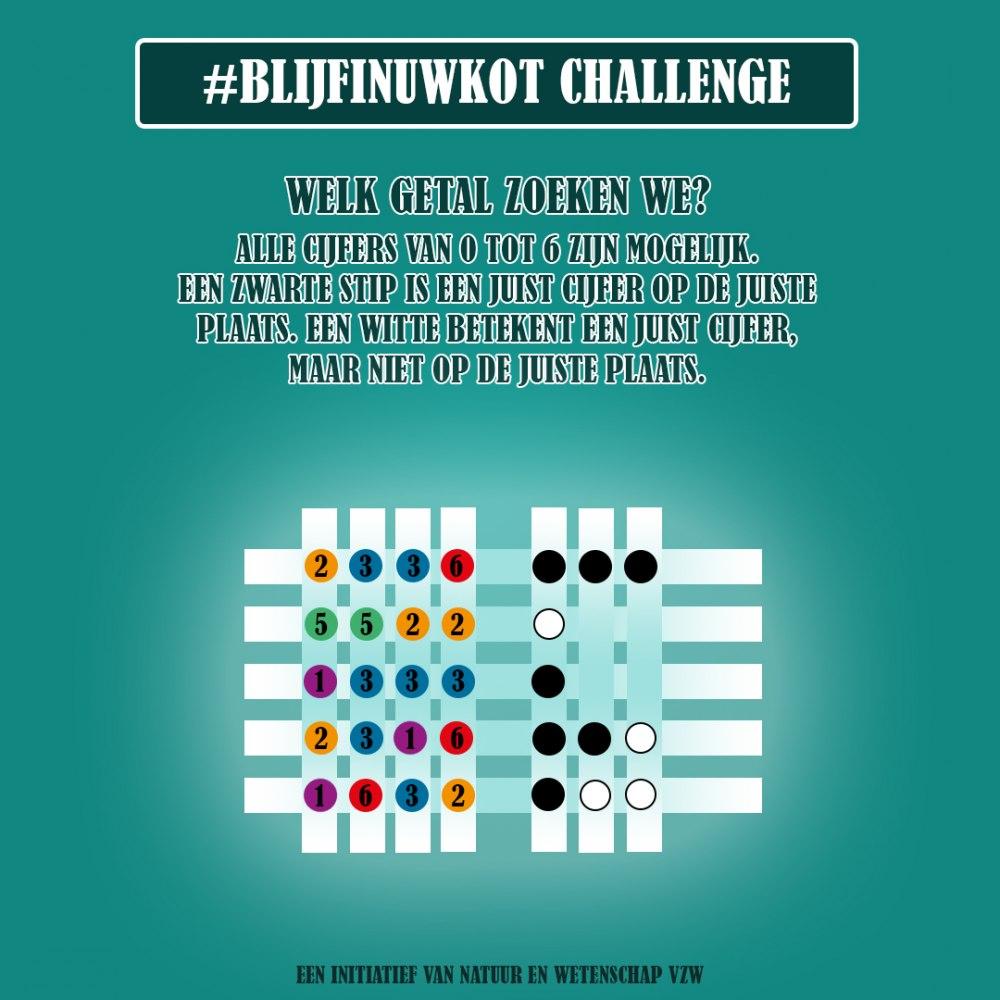 challenge 2 mei 2020