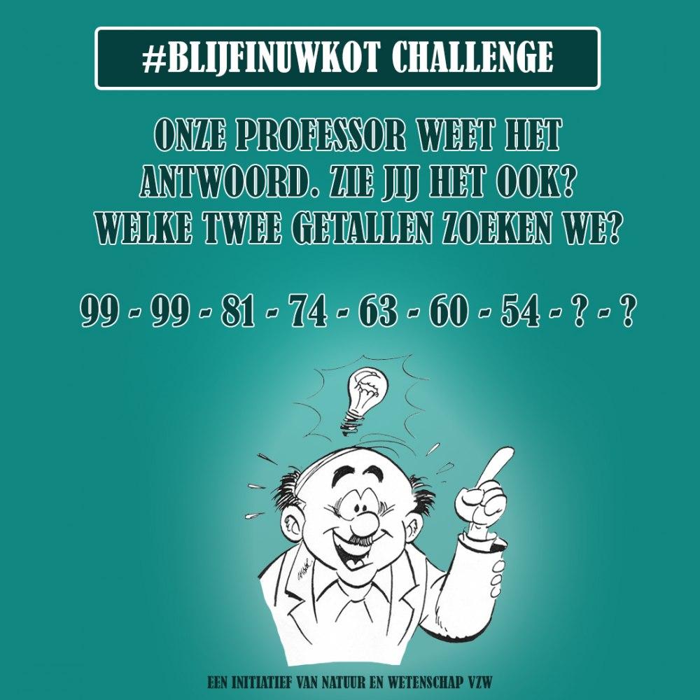 challenge 20 april 2020