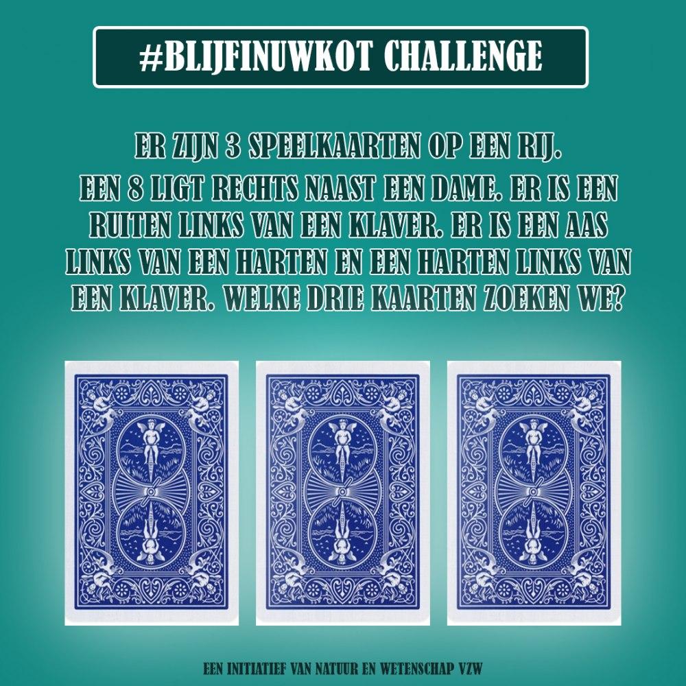 challenge 20 mei