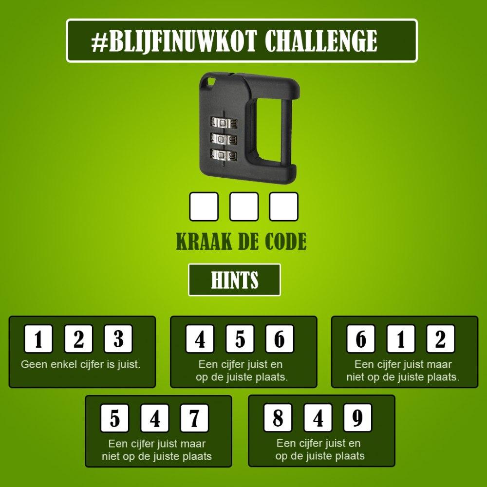 challenge 21 april