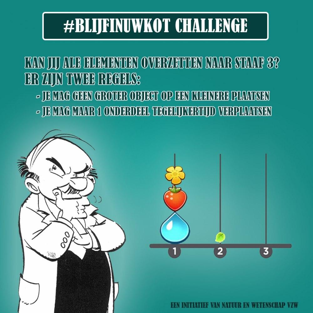challenge 22 april