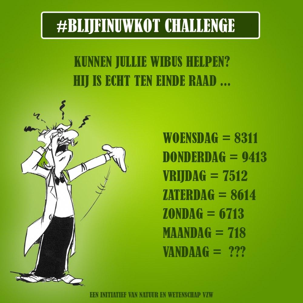 challenge 28 april
