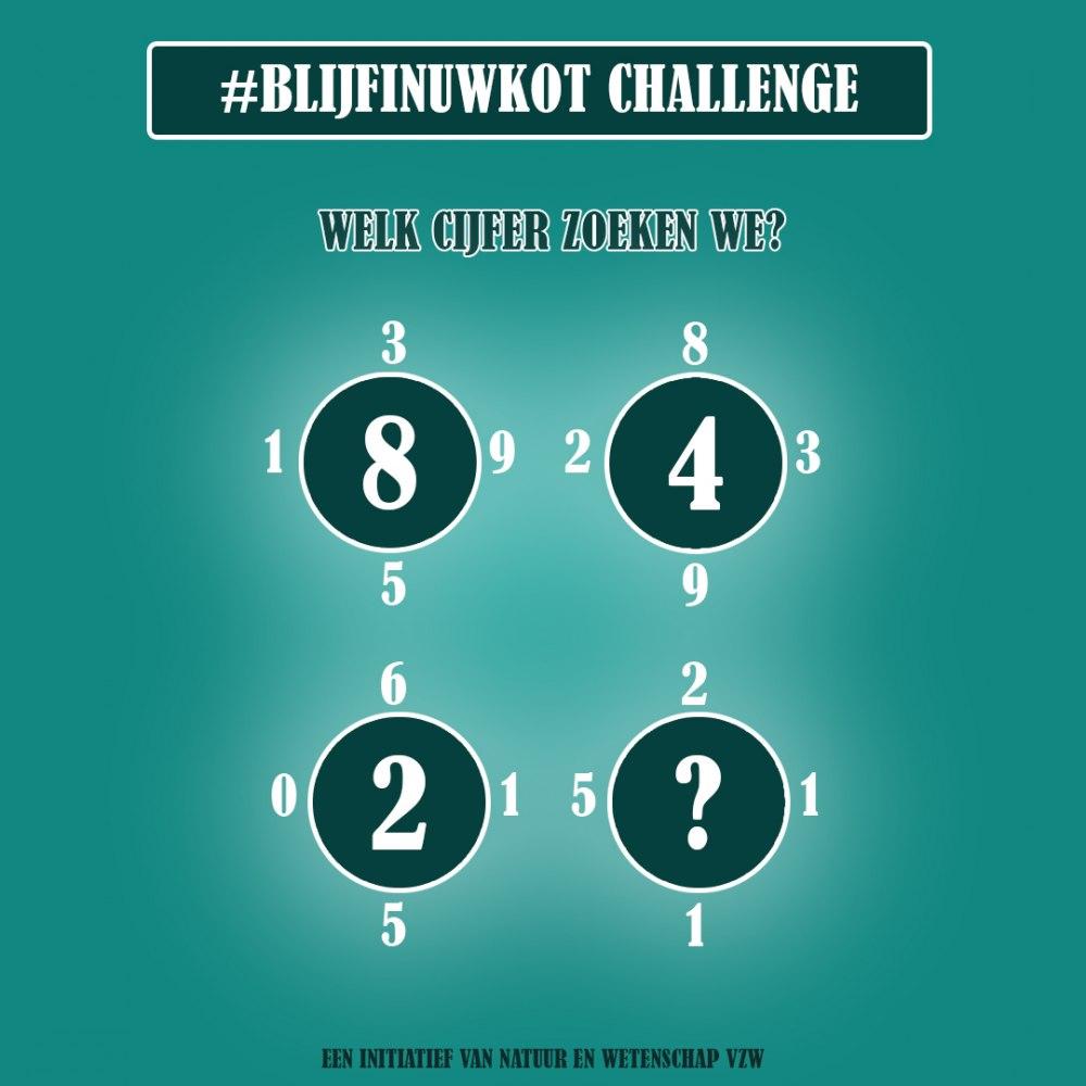 challenge 29 april