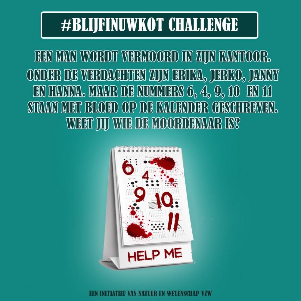 challenges 13 april