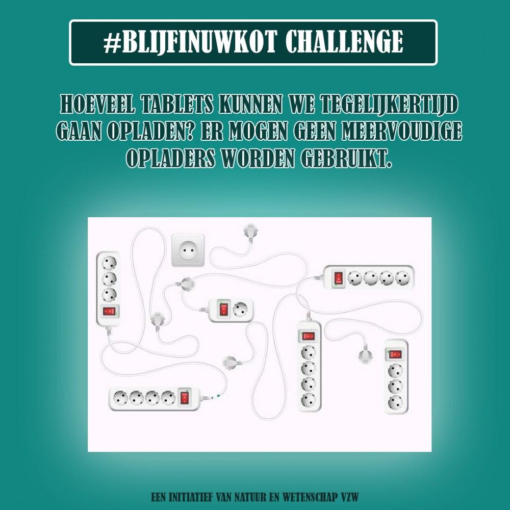 challenges 15 april