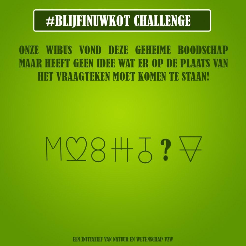 challenge 1 juni