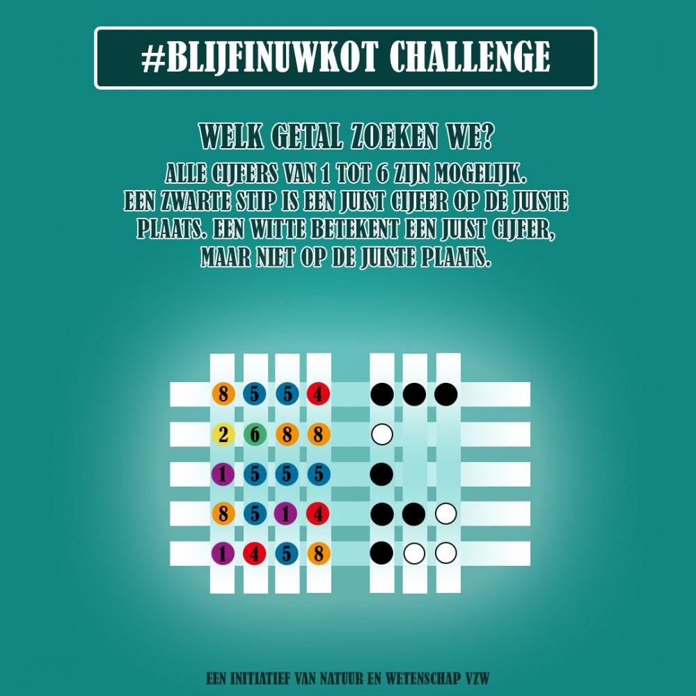 challenge 2 juni