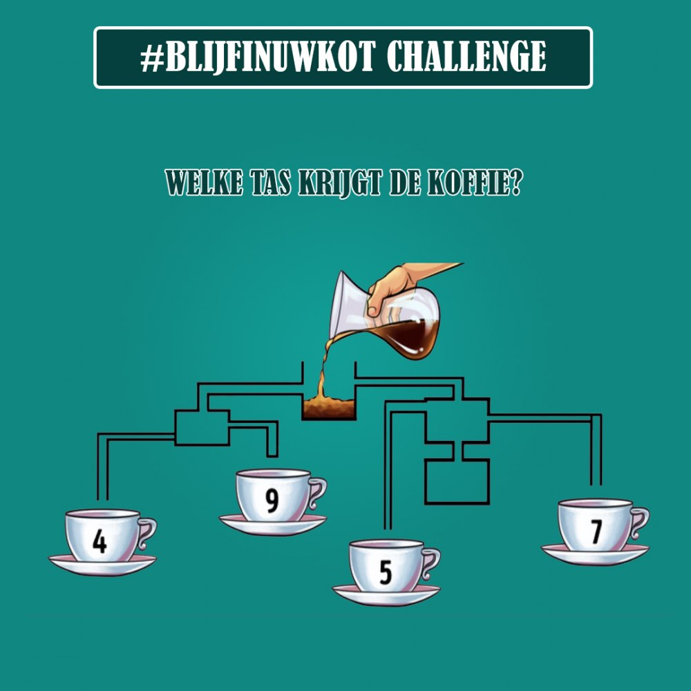 challenge 4 juni