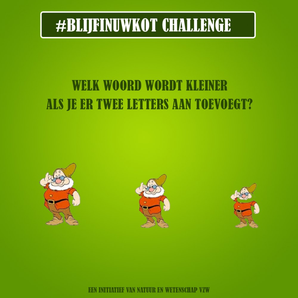 challenge 5 juni