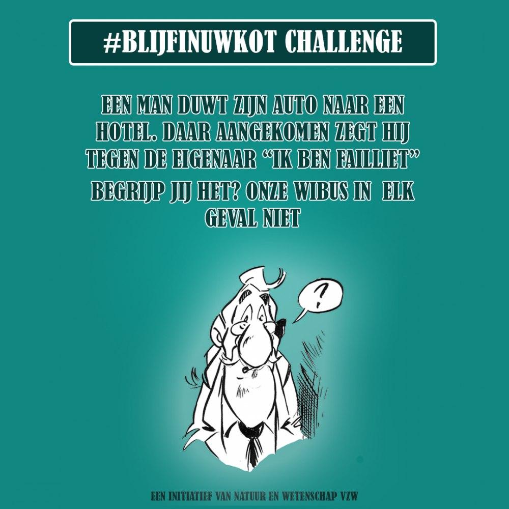 challenge 6 juni