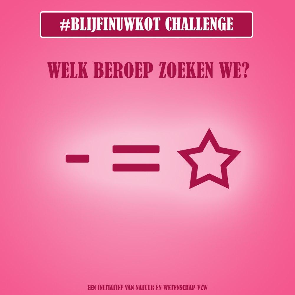 challenge 10 mei