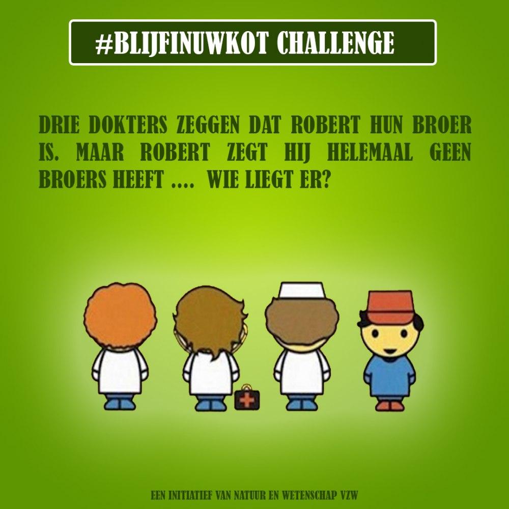 challenge 12 mei