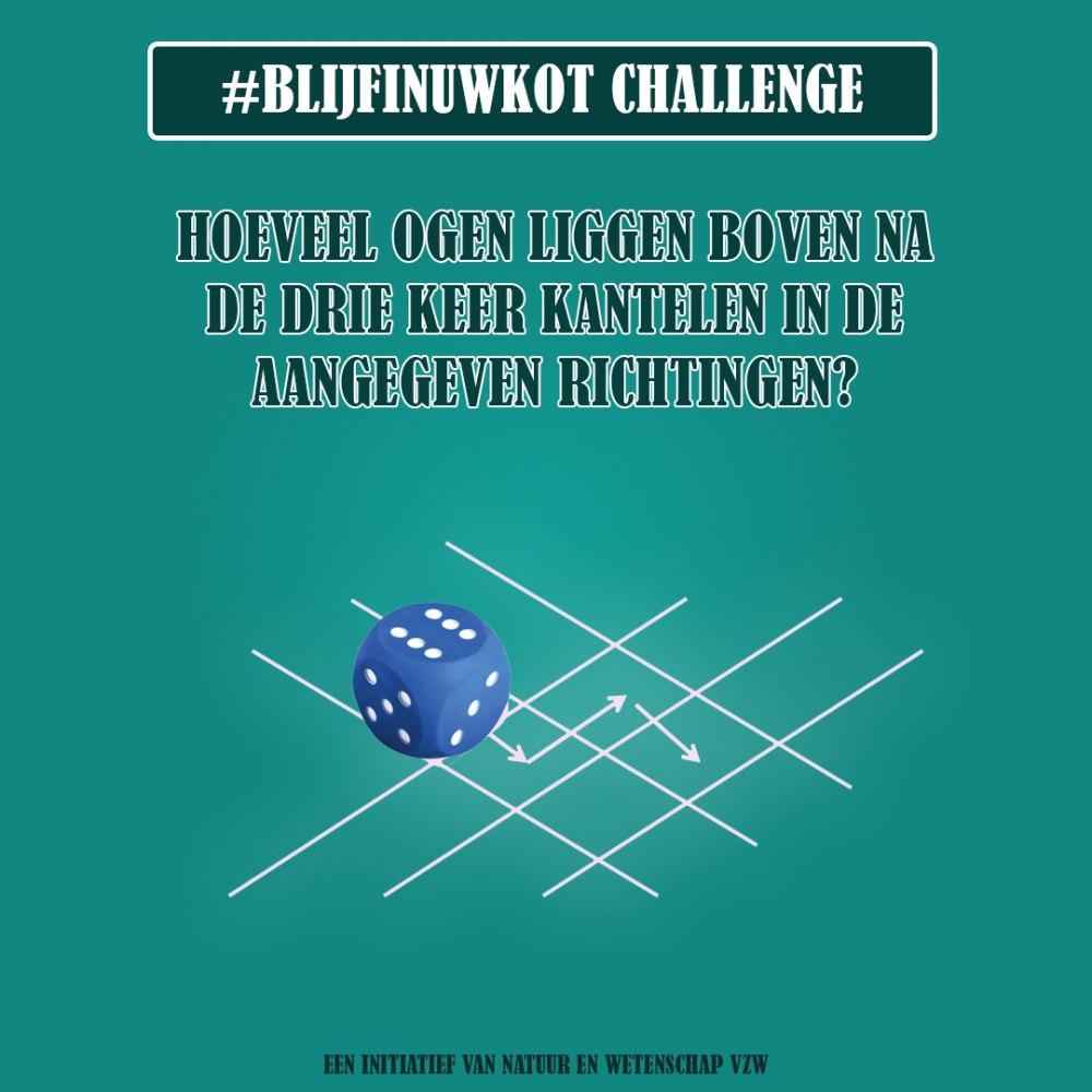 challenge 13 mei
