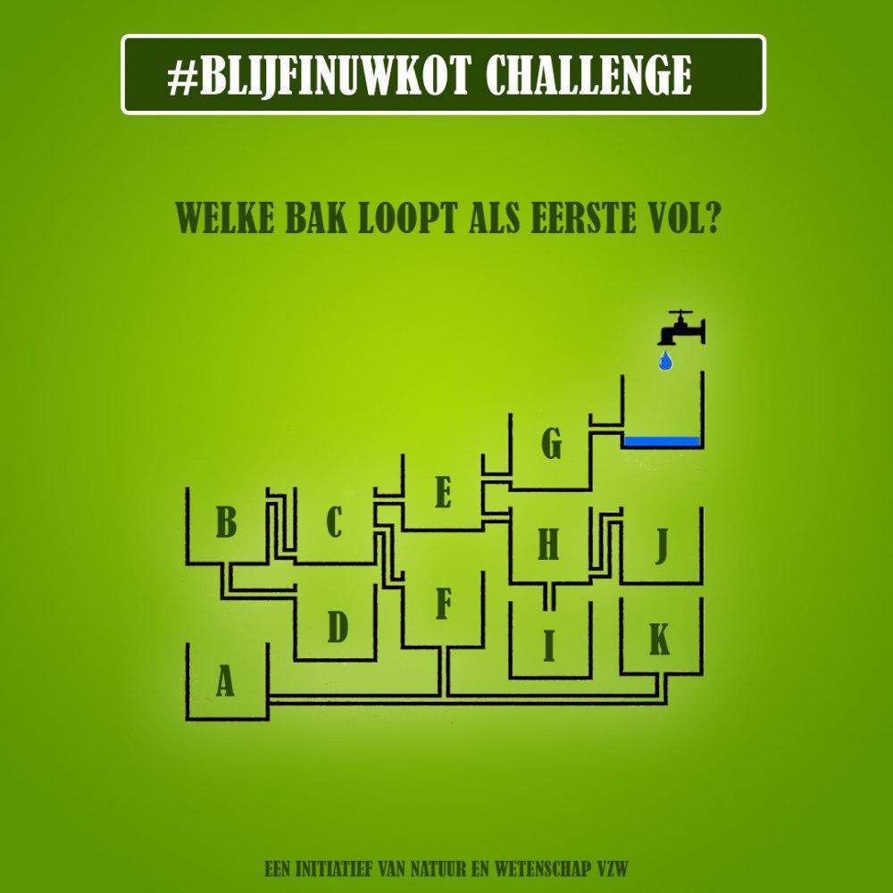 challenge 14 mei