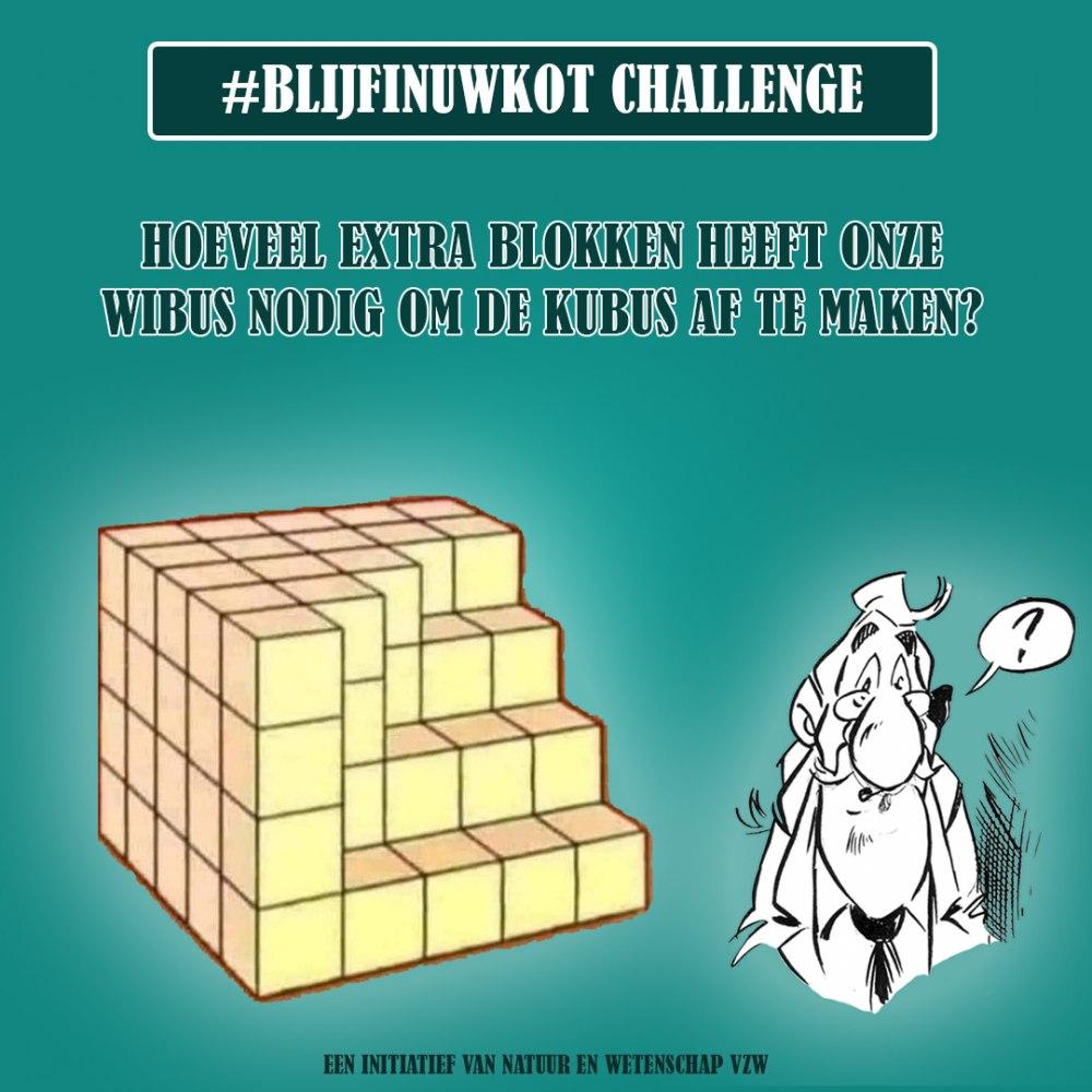 challenge 18 mei