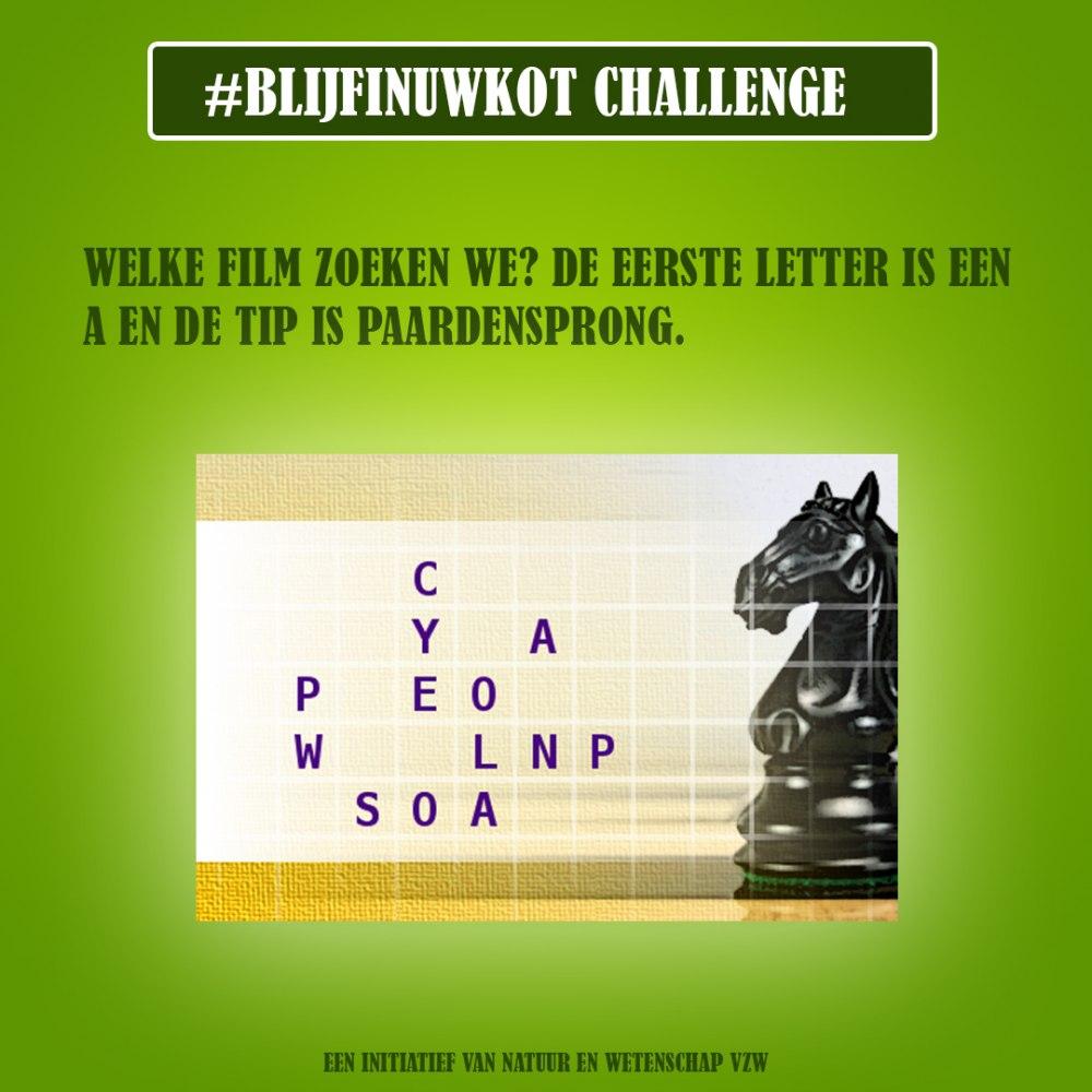 challenge 19 mei