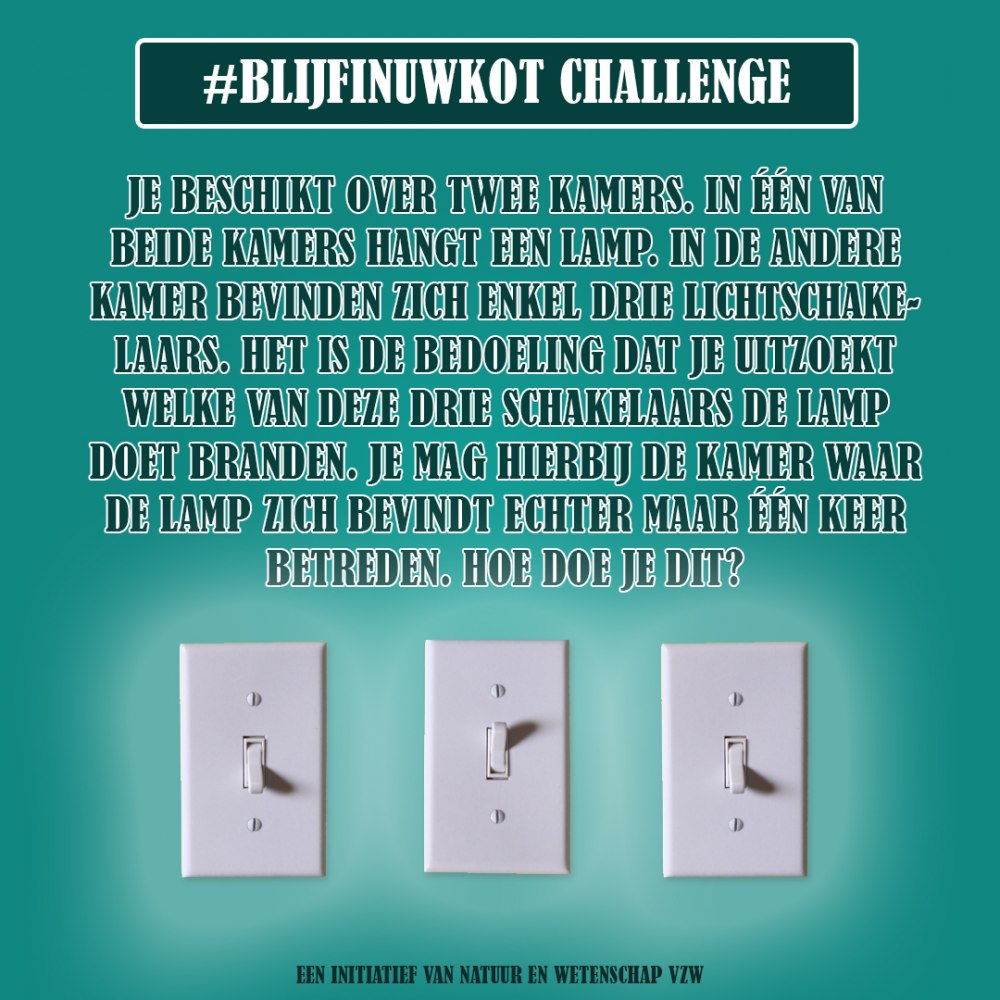 challenge 22 mei