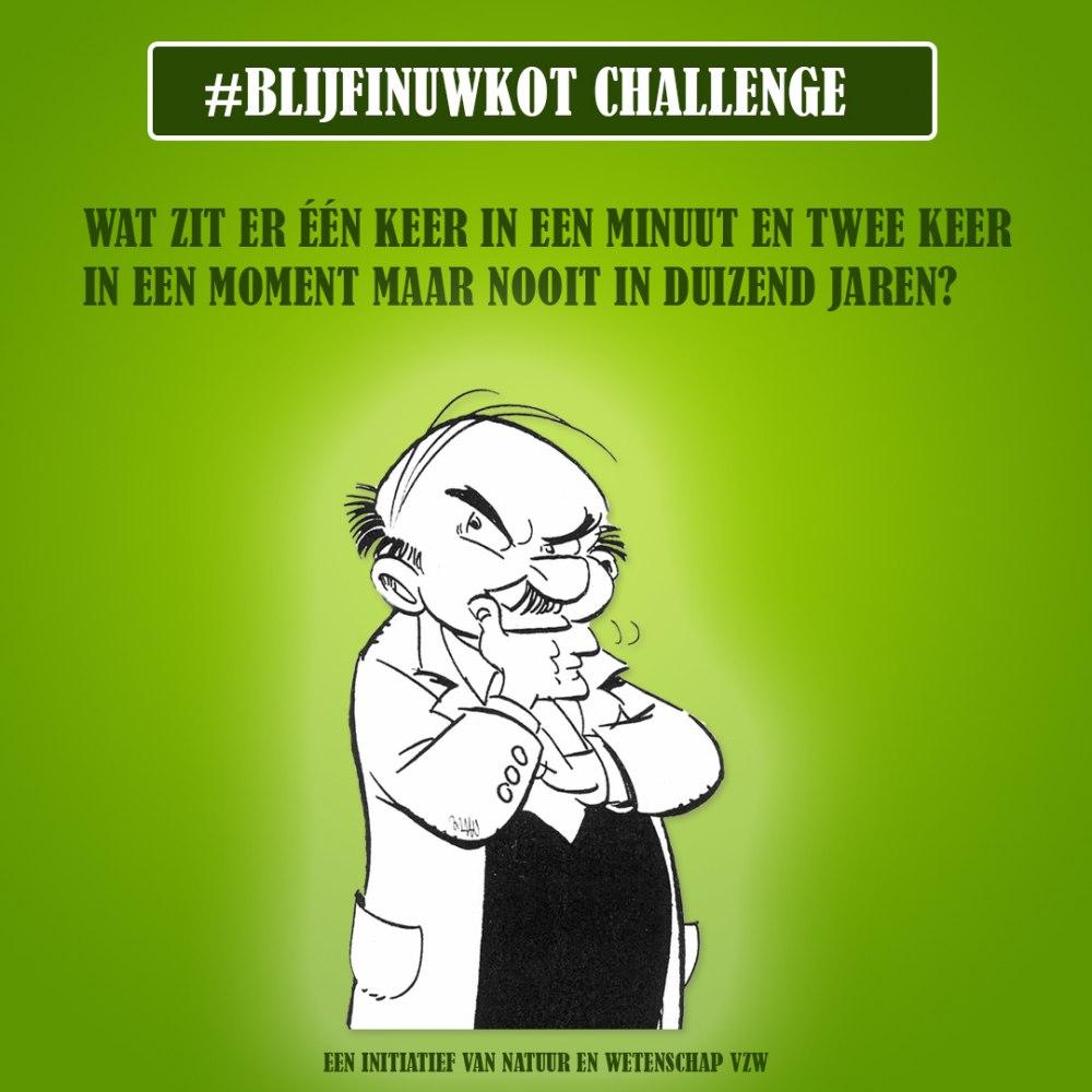 challenge 26 mei