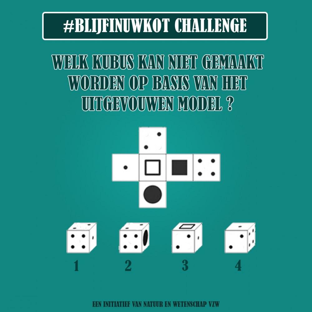 challenge 29 mei