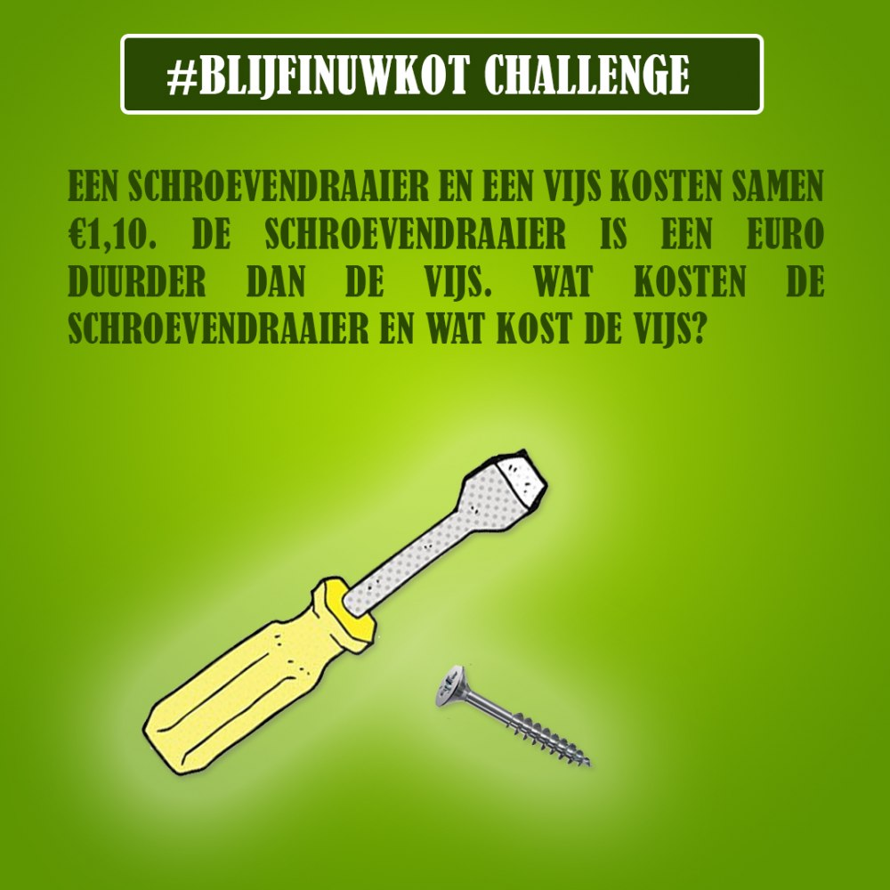 challenge 30 mei