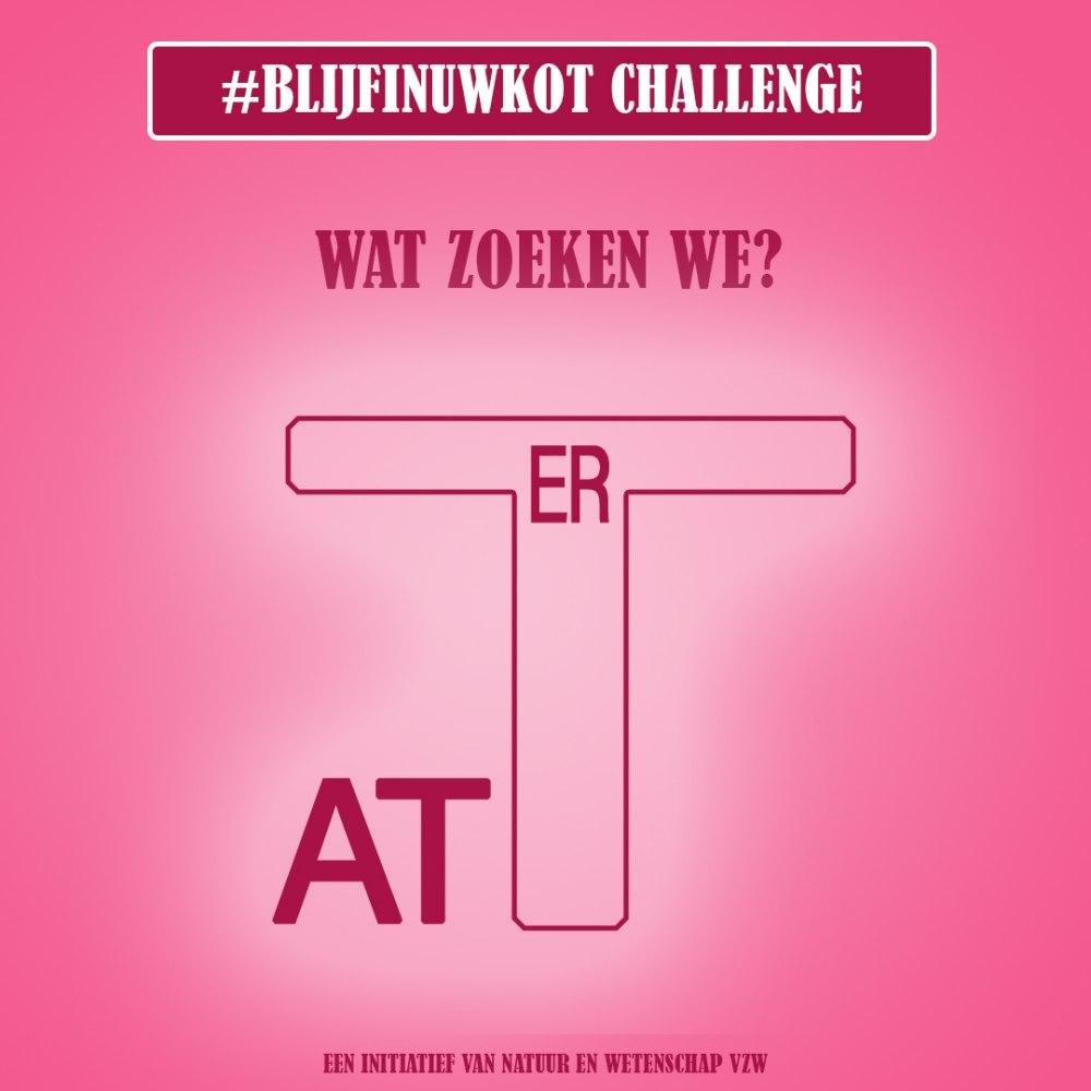 challenge 31 mei