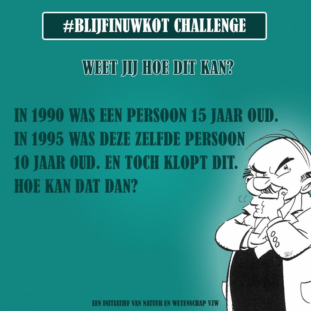 challenge 4 mei