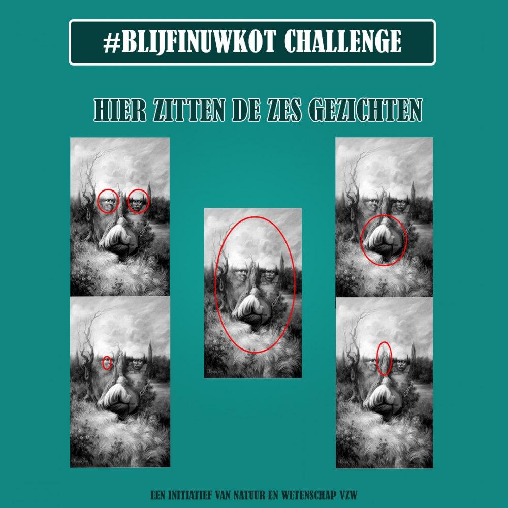 oplossing challenge 15 mei