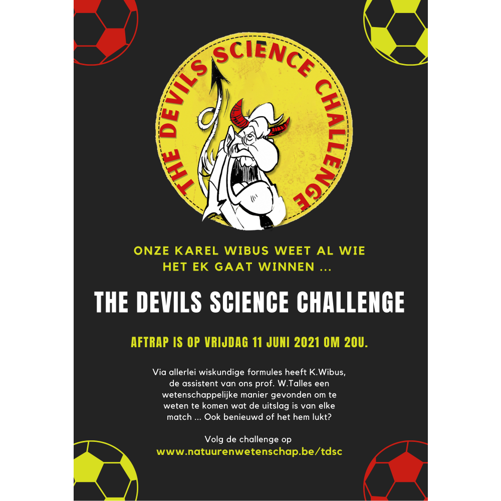 TheDevilsScienceChallenge 1