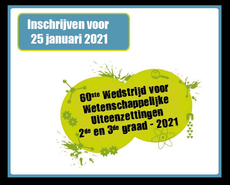 online wedstrijd 2 3 graad 2021